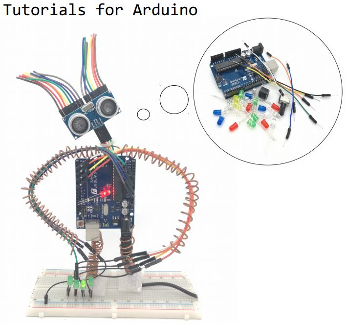 Tutorials and kits for arduino