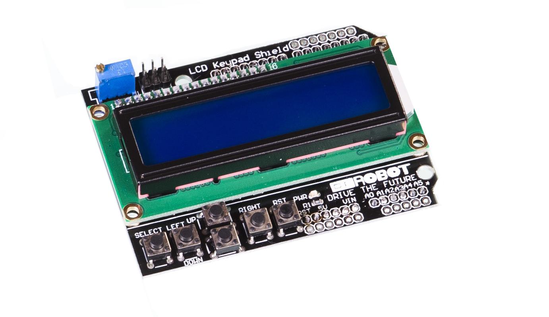 No keypad shield arduino tutorials and kits for